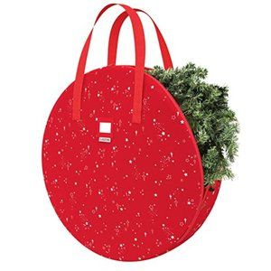 Clozzers Christmas Wreath and Garland Bag 30 inch